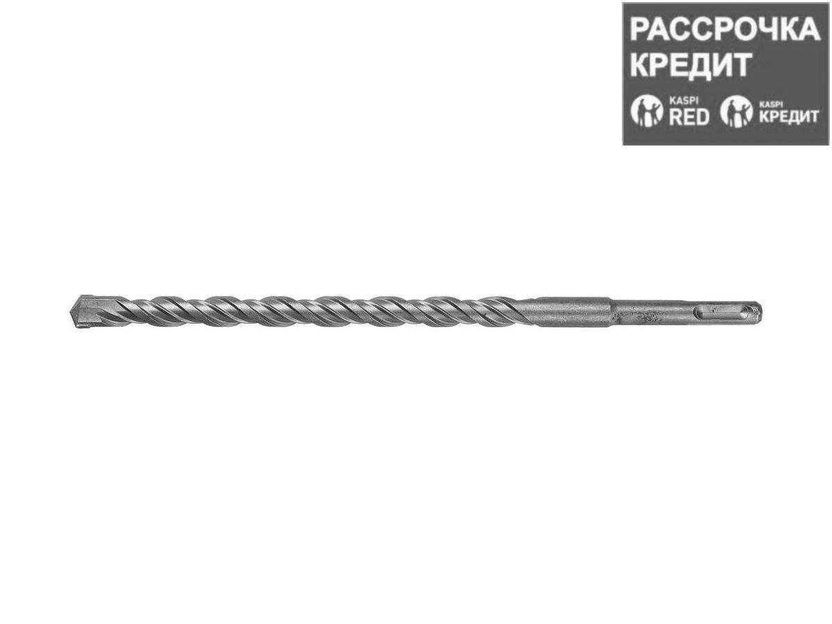 ЗУБР Бур SDS-plus 14 х 260 мм (29315-260-14)