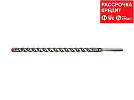 ЗУБР Бур SDS-max 35 x 550/670 мм, Профессионал (29350-670-35_z01)