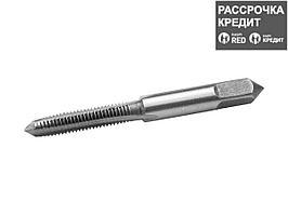 ЗУБР М8x1.25мм, метчик, сталь 9ХС, ручной (4-28004-08-1.25)