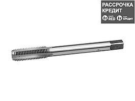 ЗУБР М10x1.5мм, метчик, сталь 9ХС, ручной (4-28004-10-1.5)