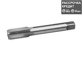 ЗУБР М12x1.75мм, метчик, сталь 9ХС, ручной (4-28004-12-1.75)