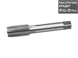 Метчик М20 x 2,5 ЗУБР 4-28005-20-2.5, ЭКСПЕРТ, машинно-ручной, одинарный, для нарезания метрической резьбы