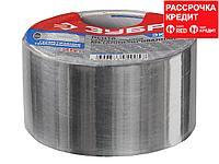 Лента клеящая металлизированная, ЗУБР 12260-50-25, 48мм х 25м (12260-50-25)
