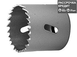 ЗУБР 44мм, коронка биметаллическая, быстрорежущая сталь (29531-044_z01)