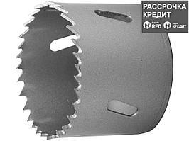 ЗУБР 48мм, коронка биметаллическая, быстрорежущая сталь (29531-048_z01)