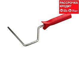 Ручка для малярных валиков ЗУБР 05680-18, ЭКСПЕРТ, бюгель 8мм, 180мм