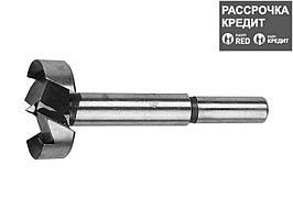 ЗУБР 30x90мм, сверло форстнера по дереву, фанере, ДСП (2993-30)