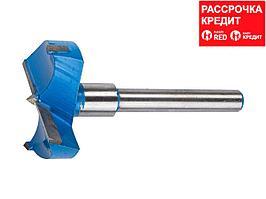 ЗУБР Композит 50x90мм, сверло форстнера композитное, твердосплавные резцы (29945-50)