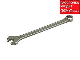 Комбинированный гаечный ключ 6 мм, ЗУБР (27025-06)