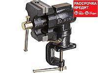 ЗУБР МАСТЕР-3D, 63/37 мм, тиски многофункциональные (32480), фото 1