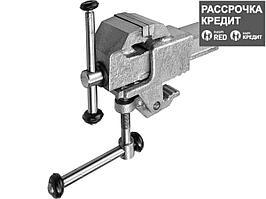 ЗУБР ЭКСПЕРТ, 63 мм, тиски слесарные (32600-63)