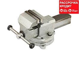 ЗУБР ЭКСПЕРТ, 80 мм, тиски слесарные (32602-80)