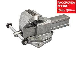 ЗУБР ЭКСПЕРТ, 100 мм, тиски слесарные (32604-100)