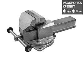 ЗУБР ЭКСПЕРТ, 125 мм, тиски слесарные (32606-125)