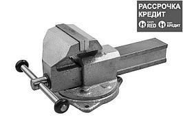ЗУБР ЭКСПЕРТ, 140 мм, тиски слесарные (32608-140)