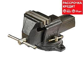 ЗУБР ЭКСПЕРТ, 125 мм, тиски слесарные (32703-125)