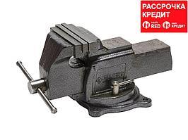 ЗУБР ЭКСПЕРТ, 150 мм, тиски слесарные (32703-150)