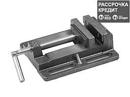 ЗУБР МАСТЕР, 100 мм, тиски станочные (32721)