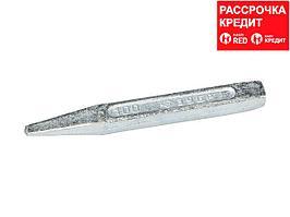 Зубило ЗУБР 4-21055-100, ЭКСПЕРТ, оцинкованное, 5 х 100 мм, 60 г