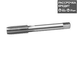 ЗУБР М12x1.75мм, метчик, сталь 9ХС, ручной (4-28002-12-1.75)