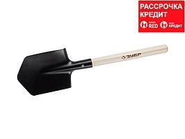 Лопата саперная стальная, ЗУБР (4-39541_z01)