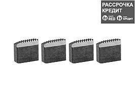 """ЗУБР 1"""" резцы для трубных клуппов (BSPT R), серия Профессионал (28273-1_z01)"""
