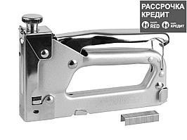 """Степлер для скоб """"Pro 53"""" тип 53 (4-14 мм), STAYER Professional (3150_z01)"""