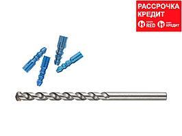 STAYER MASTER 5 x 85 мм сверло по бетону с дюбелями 20 шт (29111-H21-05)