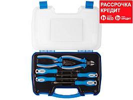 ЗУБР Профессионал-Н6 набор слесарных инструментов 6 шт (2201-H6_z01)