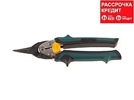 KRAFTOOL COMPACT Прямые ножницы по металлу, 190 мм (2326-S)