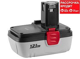 Аккумуляторная батарея 12 В, N-Cd, 1.5 Ач, ЗУБР (ЗАКБ-12 N15)