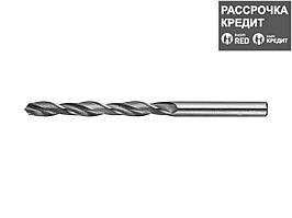 STAYER PROFI 6.3х101мм, Сверло по металлу HSS-R, быстрорежущая сталь М2(S6-5-2) (29602-101-6.3)
