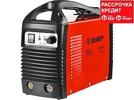 Сварочный аппарат инвертор ЗУБР ЗАС-190, электр. 1,6-4,0 мм, А20-190, 1*220В
