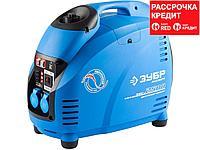 ЗИГ-2500 генератор инверторный, 2500 Вт, ЗУБР (ЗИГ-2500)