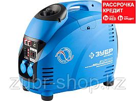 ЗИГ-3500 генератор инверторный, 3500 Вт, ЗУБР (ЗИГ-3500)
