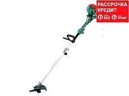Бензокоса ЗУБР ЗКРБ-250, катушка с леской, ширина кошения 38 см, нож, ширина кошения 23 см, 25 см3, 0,75 кВт