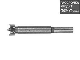 STAYER Maxcut 15мм, сверло форстнера по дереву, ДСП (29985-15)
