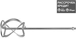 Насадка, ЗУБР ЗМРН-1-120, перемешивание сверху-вниз, М14, d=120 мм, L=590 мм (ЗМРН-1-120_z01)