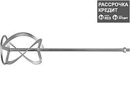 Насадка, ЗУБР ЗМРН-1-140, перемешивание сверху-вниз, М14, d=140 мм, L=590 мм (ЗМРН-1-140_z01)