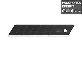 """Лезвие OLFA """"BLACK MAX"""" сегментированное, 5шт, 25х126х0,7мм (OL-HBB-5B)"""