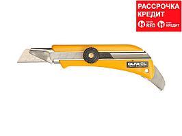 Нож OLFA с выдвижным лезвием для ковровых покрытий, 18мм (OL-OL)
