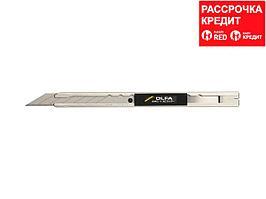 Нож OLFA для графических работ, корпус из нержавеющей стали, 9мм (OL-SAC-1)