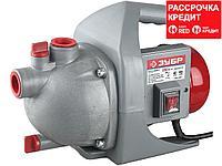 Насос поверхностный ЗУБР ЗНС-600, садовый, пропускная способность 50 л/мин, 600 Вт