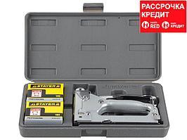 """Степлер """"Pro 53"""" для скоб тип 53 (4-14 мм), в кейсе, STAYER Professional (3150-H4_z01)"""
