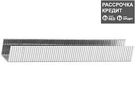 STAYER 8 мм скобы для степлера плоские тип 140, 1000 шт (31610-08)