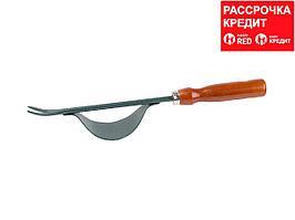 Корнеудалитель GRINDA, из углеродистой стали с деревянной ручкой, 340 мм (8-421246_z01)