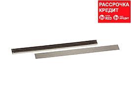 Нож ЗУБР для рубанка электрического, 82мм, 2шт (ЗРЛ-82)