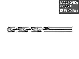 ЗУБР 10.5х133мм, Сверло по металлу, сталь Р6М5, класс А (4-29625-133-10.5)