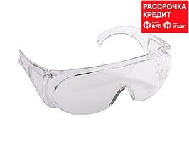 """Очки STAYER """"STANDARD"""" защитные с боковой вентиляцией, прозрачные (11041)"""