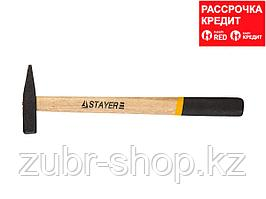 STAYER 100 г молоток слесарный с деревянной рукояткой (2002-01)